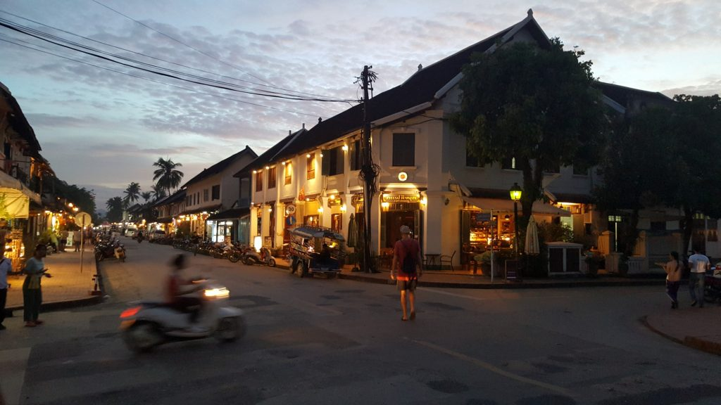 Nightly Luang Prabang