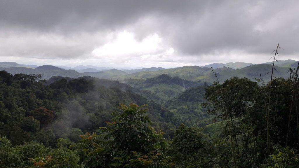What a View at Phou Khou