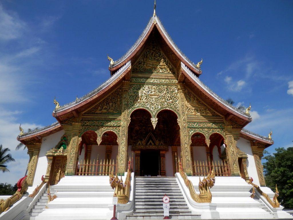 Wat at the Royal Palace