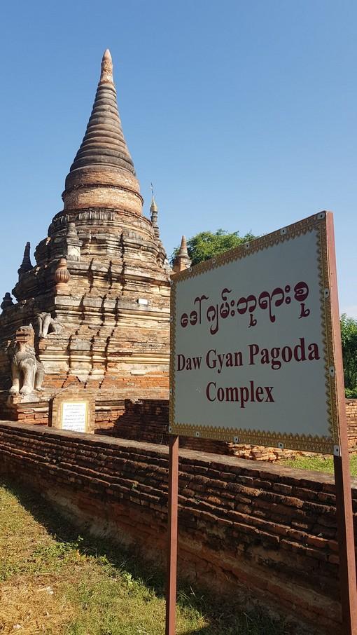 Daw Gya Pagoda